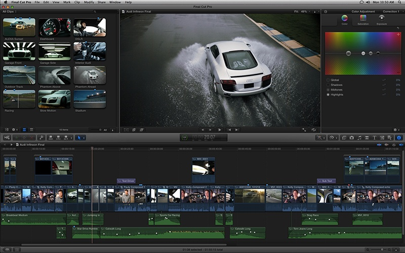 Mejores programas para editar vídeos en PC y Mac 4