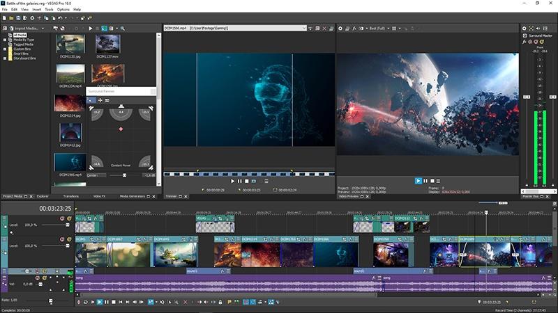 Mejores programas para editar vídeos en PC y Mac 3